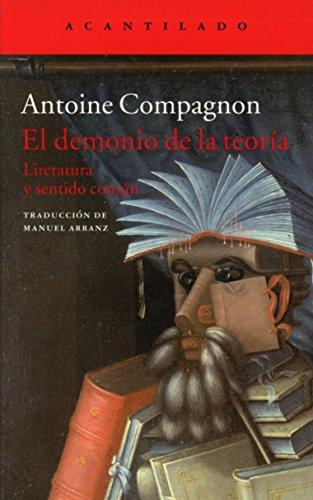 9788416011469: El Demonio De La Teoría (El Acantilado)