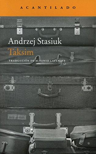 9788416011629: Taksim