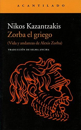 Zorba el griego: Kazantzakis, Nikos