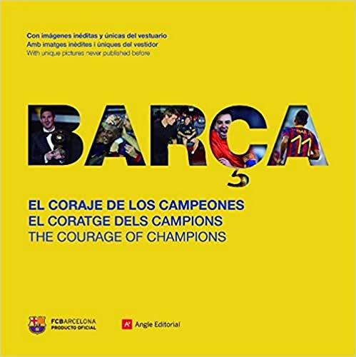 9788416012015: Barça: El coraje de los campeones