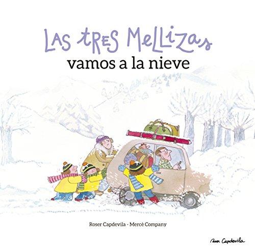 9788416012602: Las Tres Mellizas Vamos A La Nieve: 3