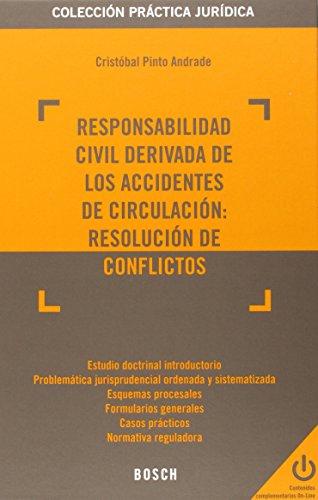 Responsabilidad civil y circulación de vehículos a motor: resolución de ...