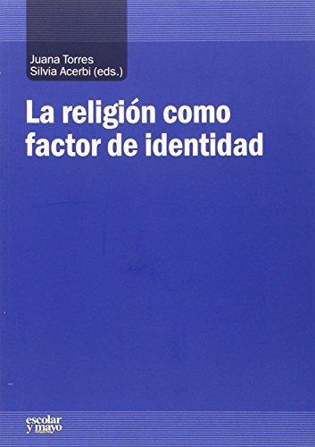 La religión como factor de identidad (Paperback)