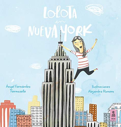 9788416023295: Lolota En Nueva York