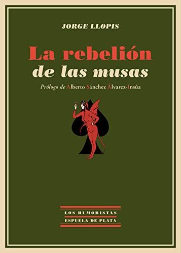 LA REBELION DE LAS MUSAS: Jorge Llopis