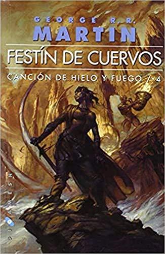 9788416035311: Canción de hielo y fuego: Festín de cuervos omnium: 4 (Gigamesh Omnium)