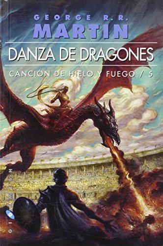 9788416035403: Danza de dragones: Canción de hielo y fuego/5 (Gigamesh Omnium)