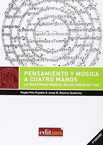 9788416038985: Pensamiento Y Música A Cuatro Manos (2ª Ed.)