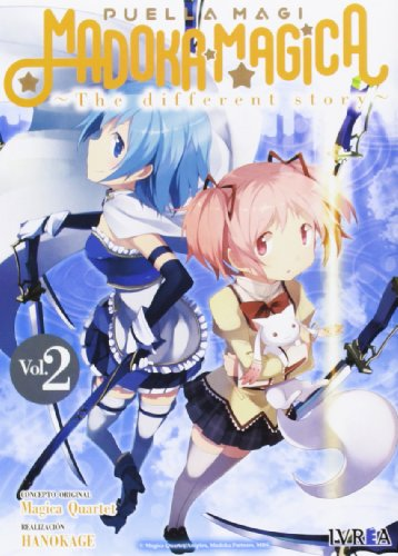9788416040070: MADOKA MAGICA THE DIFFERENT STORY 02