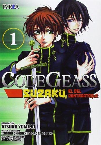 9788416040278: Code Geass - Suzaku, El Del Contraataque 1
