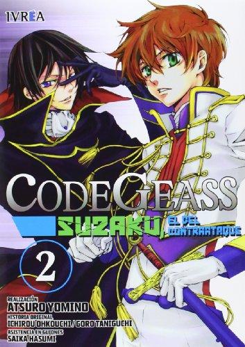 9788416040506: Code Geass. Suzaku, El Del Contraataque 02 (Shonen - Code Geas Suzaku)