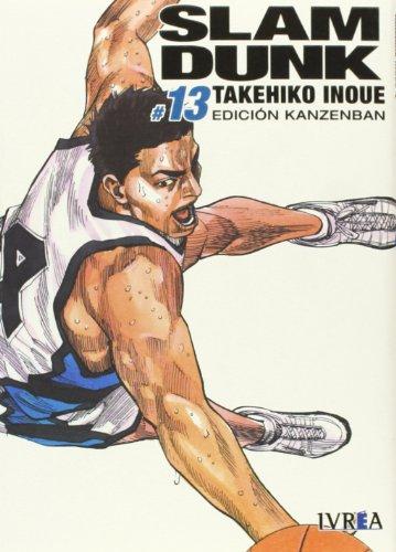 9788416040520: Slam Dunk 13 - Edición Kanzenban (Big Shonen - Slam Dunk Integral)