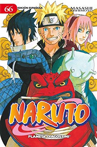 9788416051274: Naruto nº 66