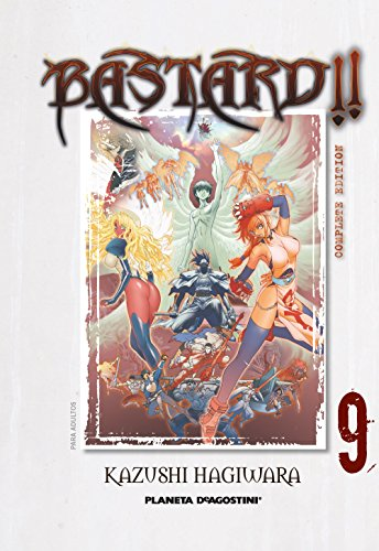 9788416051540: Bastard! Complete Edition n? 09