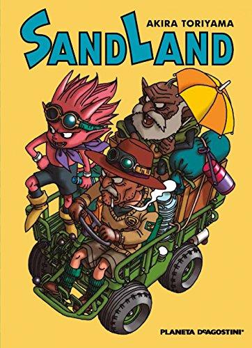 9788416051731: Sandland - Nueva Edición (Manga)