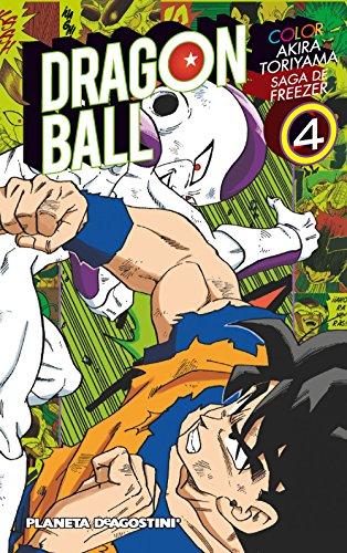 9788416051991: Dragon Ball color Freezer nº 04/05: ( Saga de Freezer)