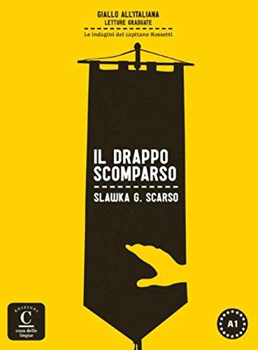 9788416057016: Giallo all'italiana: Il drappo scomparso + online MP3 audio