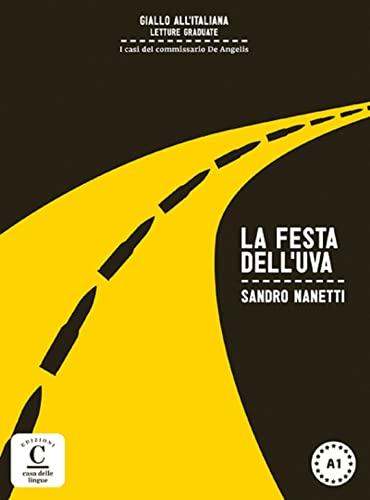 9788416057030: Giallo all'italiana: La festa dell'uva + online MP3 audio