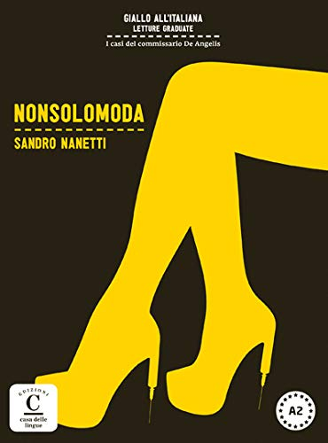 9788416057047: Colección Giallo all'italiana. Nonsolomoda. Libro + MP3 (Giallo All' Italiana - Lecturas)