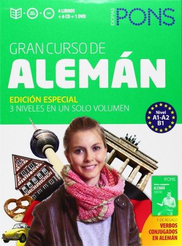 9788416057153: Gran Curso Pons Alemán