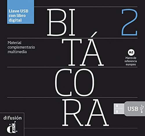 9788416057252: Bitacora: Llave Usb 2 (A2) - Con Libro Digital (Spanish Edition)