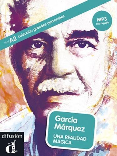 9788416057344: Colección Grandes Personajes. García Márquez. Una realidad mágica. Libro + MP3