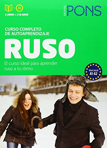 9788416057467: Ruso. Curso Completo De Autoaprendizaje. Nivel A1-A2 (+ 2 CD) (Pons - Curso Autoaprendizaje)