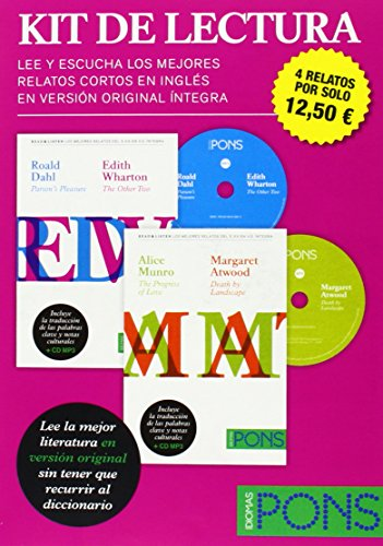 9788416057597: Kit de lectura «Read & Listen» (Pons - Read & Listen)