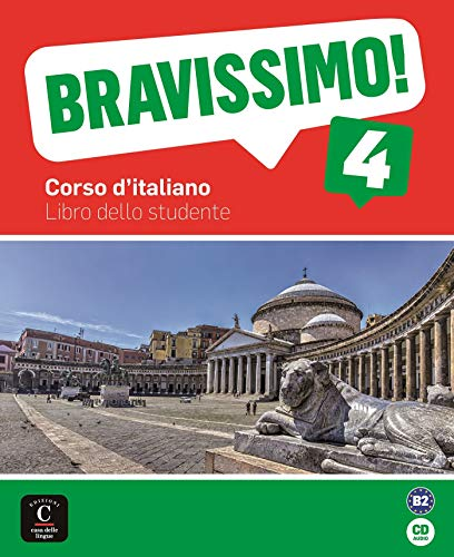 9788416057900: Bravissimo 4 alumno plus CD (Italian Edition)