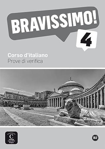 9788416057948: Bravissimo ! 4 : les évaluations : Corso d'italiano