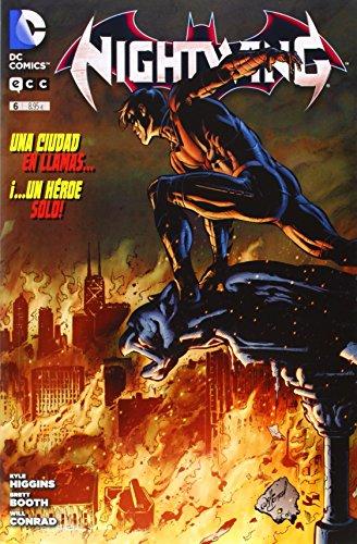 9788416070008: Nightwing núm. 06 (Nightwing (Nuevo Universo DC))