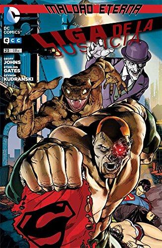 9788416070091: Liga de la Justicia núm. 23 (Liga de la Justicia (Nuevo Universo DC))