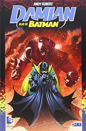 9788416070718: Damian: Hijo de Batman