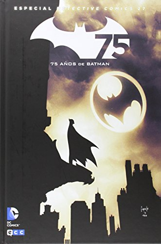 9788416070732: Batman: Detective comics núm. 27 - Edición especial 75º aniversario