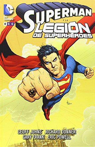 9788416070794: Superman y la Legión de Superhéroes