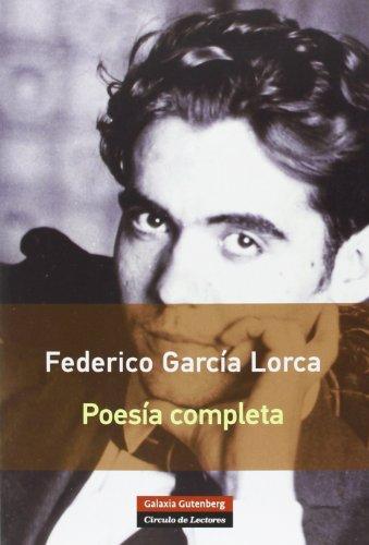 9788416072026: Poesa completa- Federico G.Lorca 2013 (RSTICA)