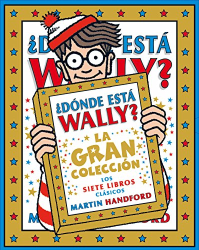 9788416075126: ¿Dónde está Wally? / Where's Wally?: La gran colección / The Solid Gold Collection