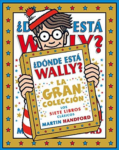 9788416075126: ¿Dónde está Wally? / Where's Wally?: La gran colección / The Solid Gold Collection (Spanish Edition)