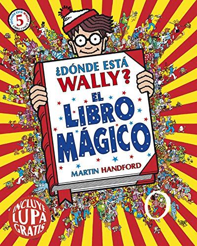 9788416075522: ¿Dónde está Wally? El libro mágico (Colección ¿Dónde está Wally?): (incluye lupa gratis) (EN BUSCA DE)