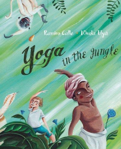 9788416078165: Yoga in the Jungle