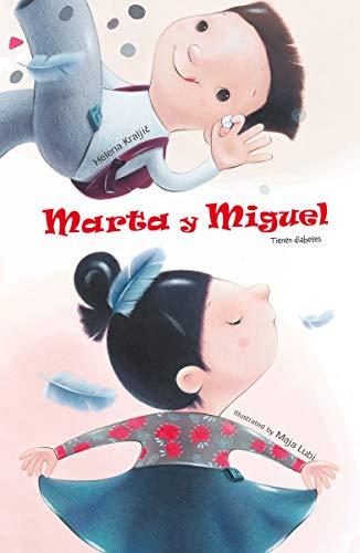 9788416082162: Marta y Miguel tienen diabetes (MIAU ALBUM INFANTIL)