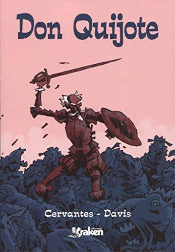 9788416086832: Don Quijote (NOVELA GRAFICA)