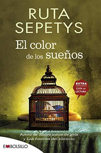 9788416087075: El color de los sueños: Una joven alza el vuelo gracias a la inspiración de los libros. (EMBOLSILLO)