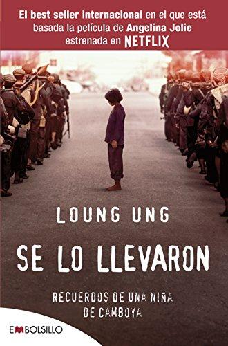 9788416087242: Se lo llevaron: Recuerdos de una niña de Camboya (EMBOLSILLO)