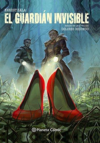 9788416090280: El guardi�n invisible - La novela gr�fica