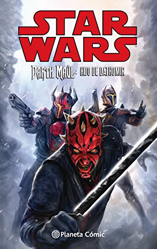 9788416090655: Star Wars Darth Maul hijo de Dathomir (Star Wars: Cómics Leyendas)