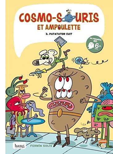 Cosmo-souris et Ampoulette, t. 03: Solis, Fermin