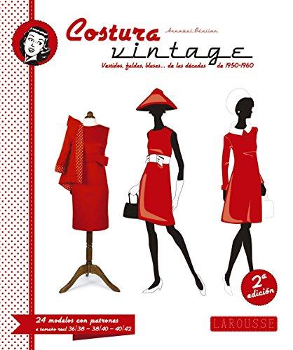 9788416124725: Costura vintage