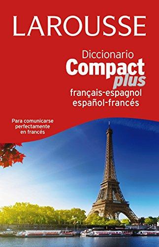 9788416124831: Diccionario Compact Plus. Español-Francés. Francés-Español (Larousse - Lengua Francesa - Diccionarios Generales)