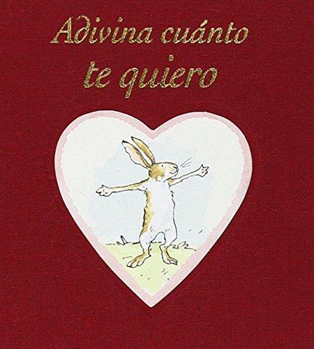 9788416126125: Adivina Cuánto Te Quiero